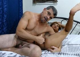 Daddy And Nishi