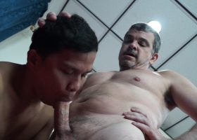 Daddy Gets Horny With Alex