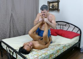 Jordan Dreams of Daddy Fetish Sex